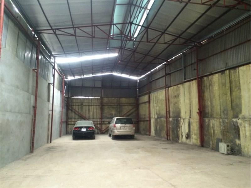 Cho thuê kho xưởng 330m2 tại An thượng, Hoài Đức Hà Nội.