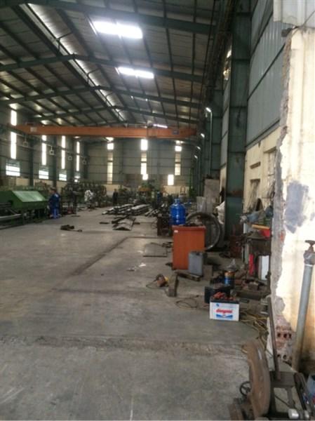 Kho xưởng 5000m2 cho thuê tại Quang Minh, Mê Linh, HN
