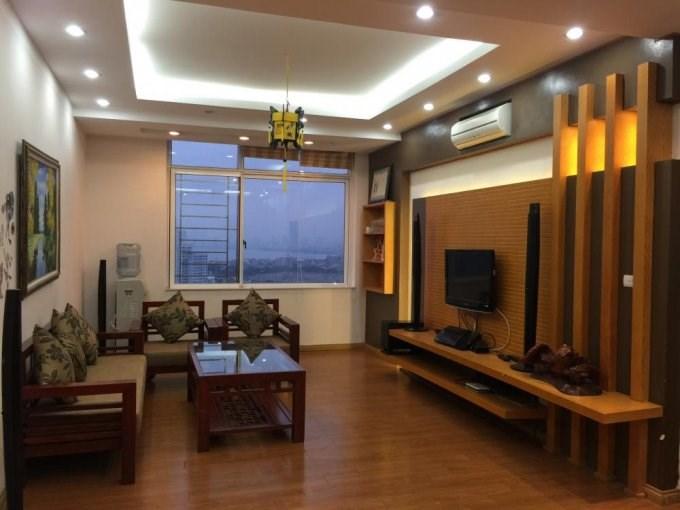 Bán căn hộ chung cư Nghĩa đô, full nội thất, 68m2 (2PN), ban công ĐN