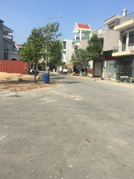 Bán đất mặt tiền Nguyễn Văn Bứa, Hóc Môn giá cực sốc, 450tr/100m2