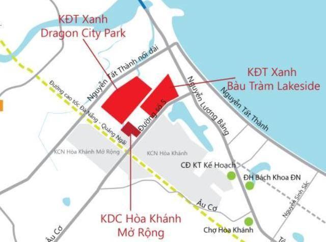 Mở bán đất nền đợt 1 tại siêu dự án Dragon Đà Nẵng, nhận cọc 50tr/lô