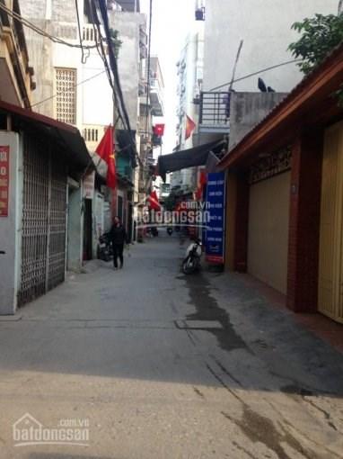 bán nhà đất số 8 ngõ 81 Mễ Trì Thượng ô tô vào nhà,DT 56m2,MT 3.7m