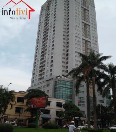 Cho thuê văn phòng tòa M3-M4 Nguyễn Chí Thanh ,quận Đống Đa diện tích 500m2 đến 1400m2 giá 180nghìn