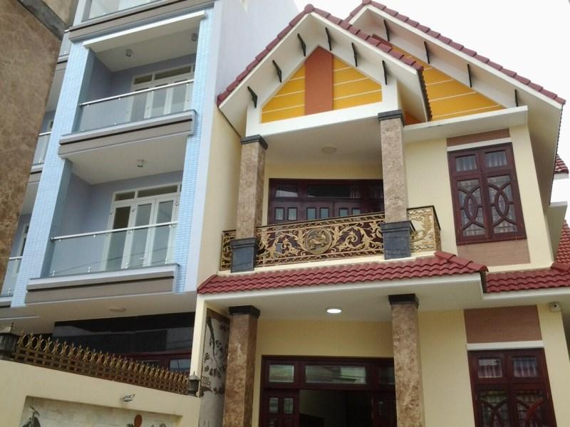 Bán gấp nhà biệt thự cực đẹp mặt tiền đường Nguyễn Duy Trinh, 8.13x27m, giá 18.5 tỷ. LH: 0915698839