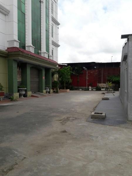 Bán khách sạn, nhà nghỉ An Đồng, An Dương, 5 tầng, DTSD: 750m2, góc 2 mặt tiền lh 0981912889