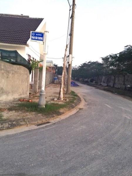 Bán nhanh 2 lô đôi đường 7,5m Phan Văn Trường, Quận Liên Chiểu, Đà Nẵng