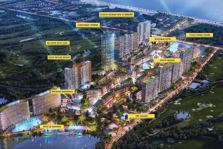 Chính Thức Mở Bán GĐ 1 dự án biển Mỹ Gia phía nam Đà Nẵng chiết khấu cực cao