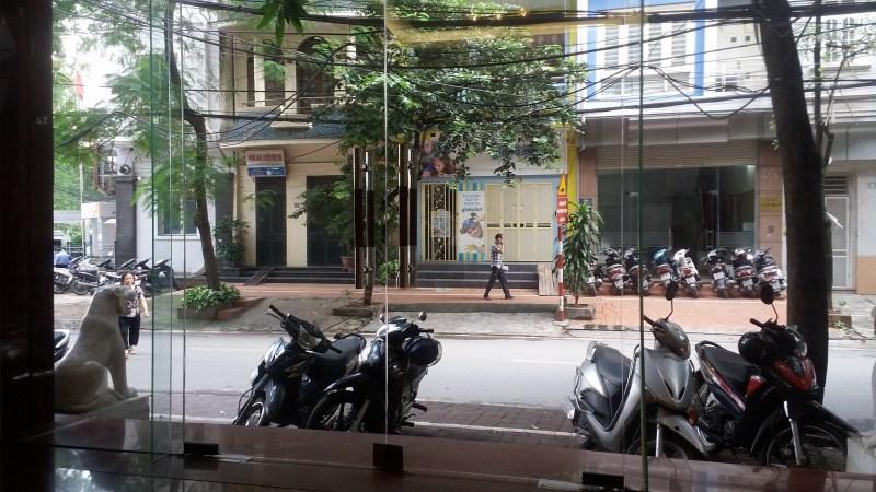 Bán  nhà mặt phố Đặng Dung 72m, mặt tiền 7m nở hậu 20cm, giá chào bán :24,8 tỷ!