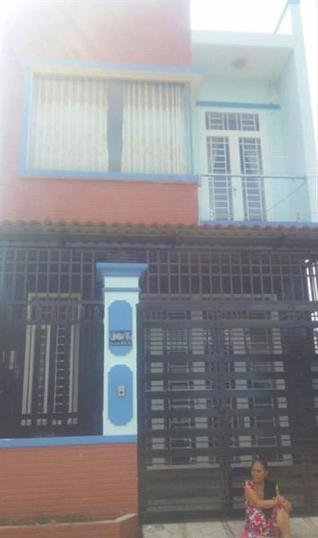 Nhà đẹp mới xây SHR 5x17 Nguyễn Thị Thử Hóc Môn