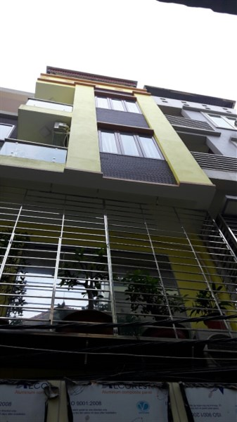 Bán nhà ngõ 397 Phạm Văn Đổng, DT 36.8 m2, 5 tầng xây mới, ô tô đỗ cổng, giá 2.8 tỷ