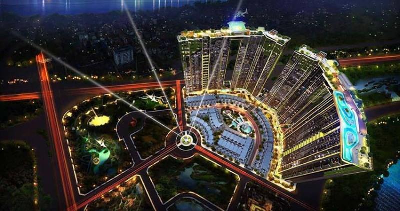Ra mắt tòa S5 đẹp nhất dự án sunshine city thuộc khu đô thị ciputra