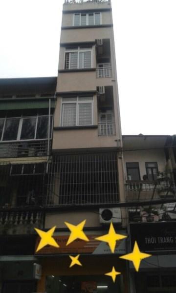 Cho thuê tầng1 + 2 nhà 5 tầng phố Trần Đại Nghĩa