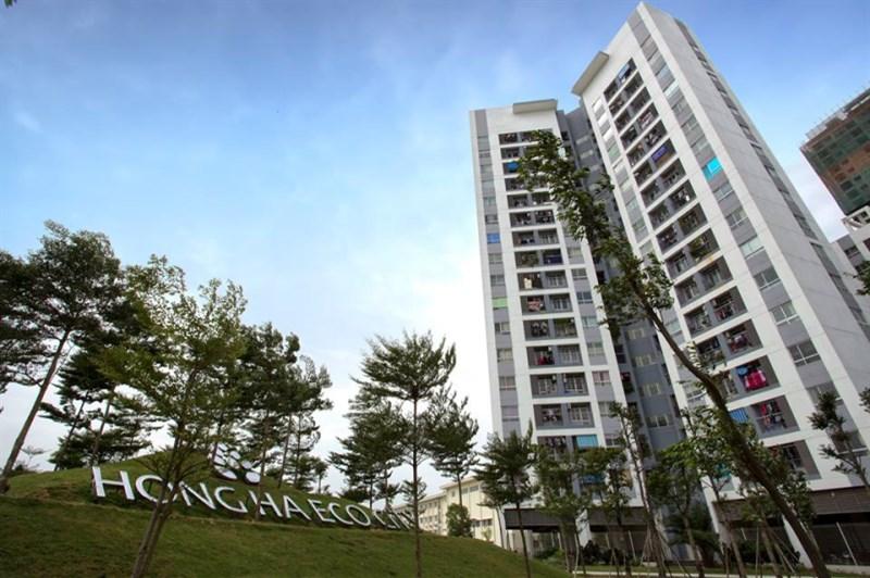 Bán căn hộ chung cư Eco city thanh trì hà nội
