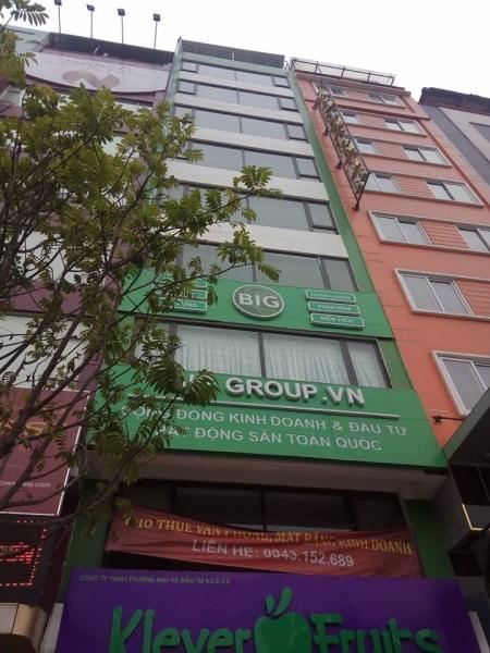 Bán nhà MP Giang Văn Minh 10 tầng lô góc kinh doanh, cho thuê cực tốt.  67 tỷ TL