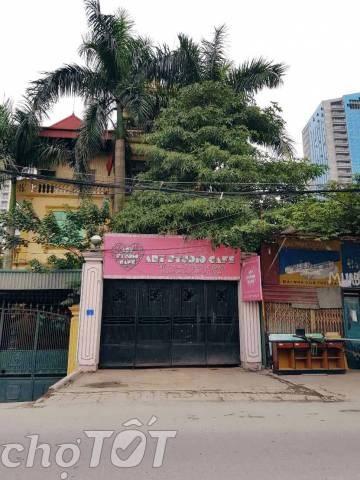 Cho thuê nhà mặt phố số 3 Nguyễn Hoàng Tôn, Quận Tây Hồ, Hà Nội