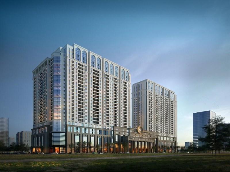 Chung cư Roman Plaza 77m2 2PN giá 1.9 tỷ LH 0974140423