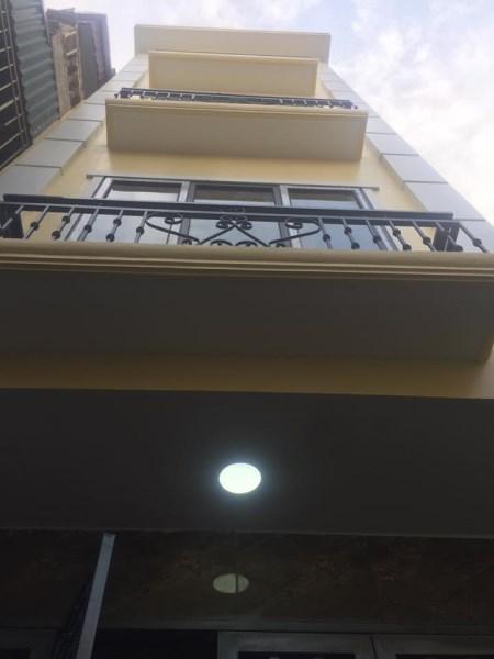 Bán Nhà Đại Từ Hoàng Mai Hà Nội dt40m x4t giá 2.5tỷ  Mt3.5m SĐCT