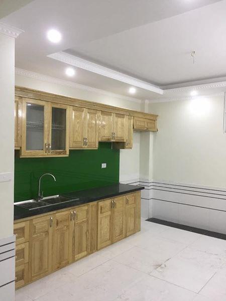 Bán nhà riêng nội thất đẹp 40m2 x 5 tầng, MT 5m ô tô đỗ cửa phố Lê Trọng Tấn. LH: Minh 0966007989