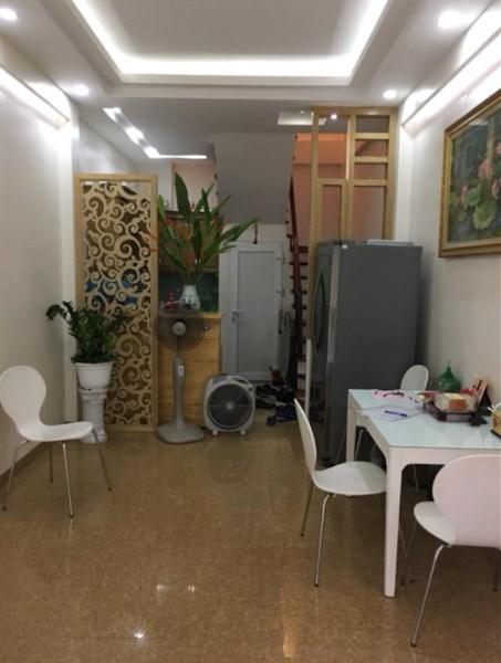 Bán nhà mới đẹp Hào Nam - Đống Đa 36m-MT4m-6tầng-4.75tỷ