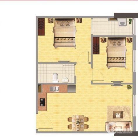Bán căn hộ Dự án Nghĩa Đô, 106 Hoàng Quốc Việt, 53m2, chỉ 1.6 tỷ, bao toàn bộ phí.