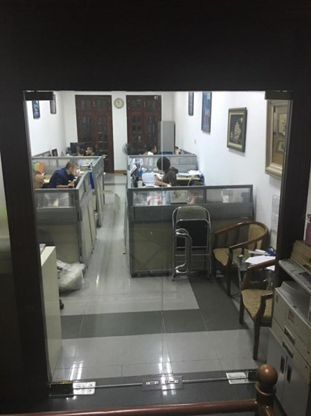Bán nhà mặt phố Phù Đổng Thiên Vương, khu dân trí cao,gần trung tâm