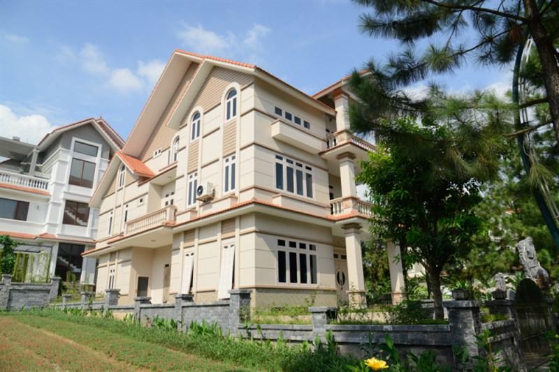 Cần bán biệt thự cao cấp The Phoenix Garden- Đà Lạt trong lòng Hà Nội 0989739573