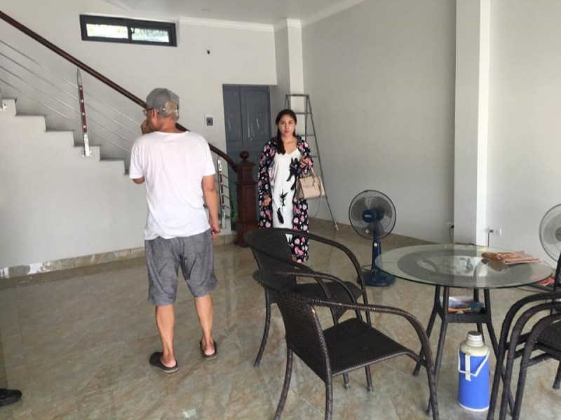 Cho thuê nhà riêng tại Phúc Lợi, 45m2, mặt tiền 4m, 3 tầng. Giá 10 triệu/ tháng. LH: 0342932299