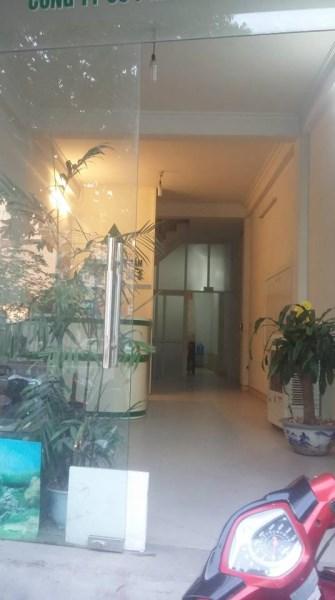Cho thuê nhà riêng tại Ngô Gia Tự, Đức Giang, 80m2, mặt tiền 4m,  tầng 1. Giá 20 triệu/ tháng.