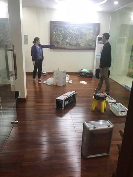 Cho thuê nhà riêng tại Phúc Đồng, Sài Đồng, 70m2, mặt tiền 4.5m, 4 tầng. Giá 15 triệu/ tháng.