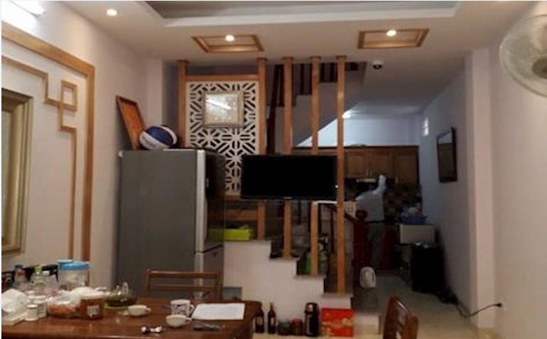 Bán nhà mới đẹp Thịnh Quang,Tây Sơn - Đống Đa 4,1tỷ - 36m*5tầng