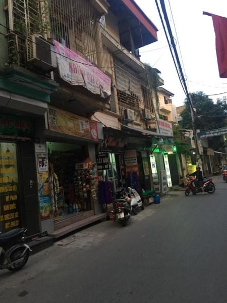 Bán nhà vị trí đẹp, ngõ kinh doanh sát mặt phố Tôn Đức Thắng, giá  5.1 tỷ