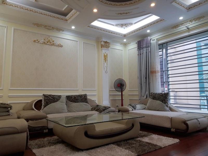 Bán nhà phân lô thiết kế hiện đại 46m2* 5 tầng, phố Thái Thịnh giá 5.5 tỷ