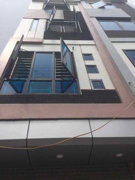 Bán nhà Hữu Lê Hữu Hòa 36mx4 t 2.4ty oto vào nhà