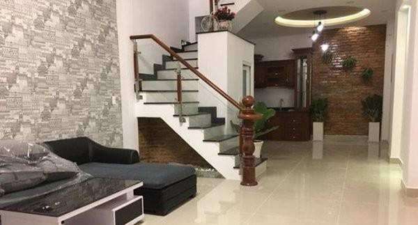 Nhà mới Gò Vấp Quang trung phường 8 5ty2