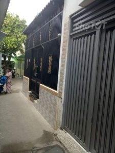 Chính chủ bán nhà 1 trệt 1 lầu 32m2 đương Quang Trung, p.10