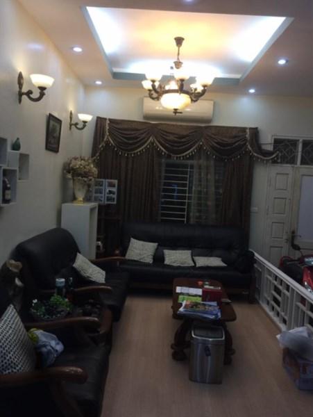 Bán nhà mới đẹp Thái Thịnh - Đống Đa 4,1tỷ - 36m*5tầng