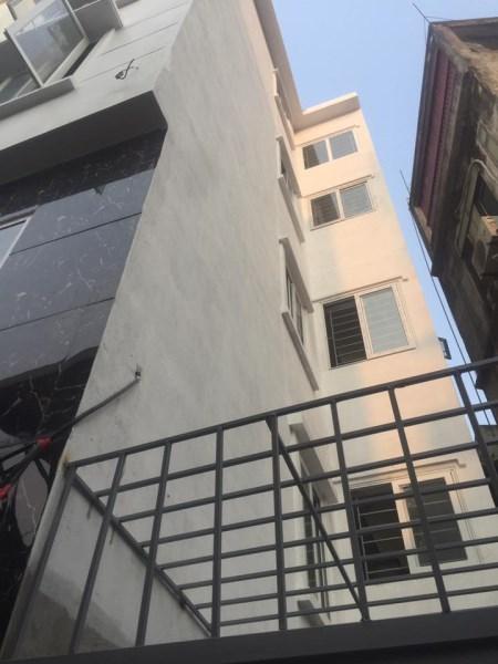 Bán nhà Tựu Liệt, diện tích 45mx5 tầng giá 2.2xty, cách đường ô tô 20 m , , nhà thoáng hai mặt tiền