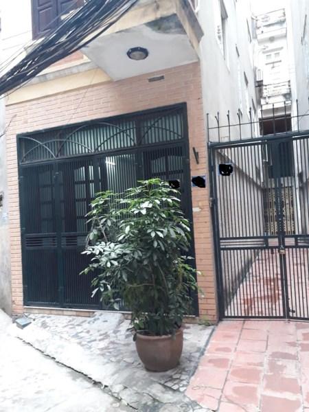 Duy nhất còn căn cuối ở phố Nguyễn Đình Hoàn – quận Cầu Giấy  5 tầng -6 phòng ngủ, giá bán  4,6 tỷ