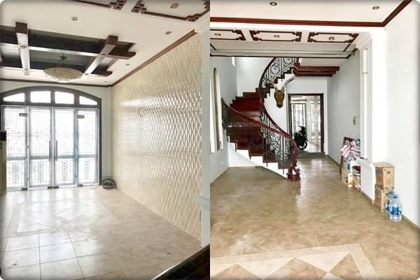 Cho thuê nhà 5 Tầng Làm nhà hàng Trích Sài - Văn Cao Hà Nội. Diện tích 65m2x5 Tầng Liên hệ: thuấn