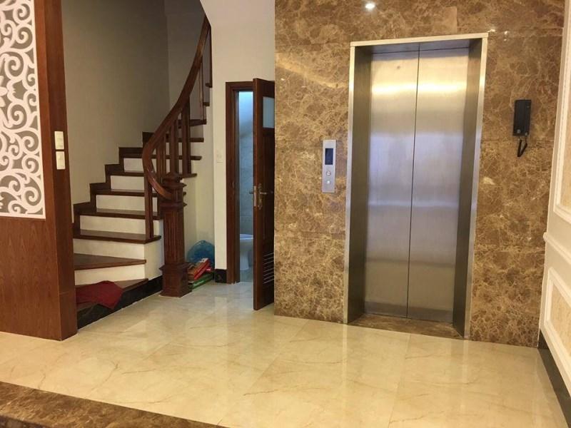 Bán nhà đẹp Lương Đình Của 36m2*6 tầng, mặt tiền 4m, ngõ ô tô. Giá 5.5 tỷ