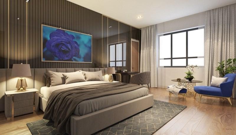 Bán căn hộ Amber Riverside cạnh Timescity quỹ căn đẹp tầng 8, 16 - Giá từ 26 tr/m2 - Căn 2 và 3PN