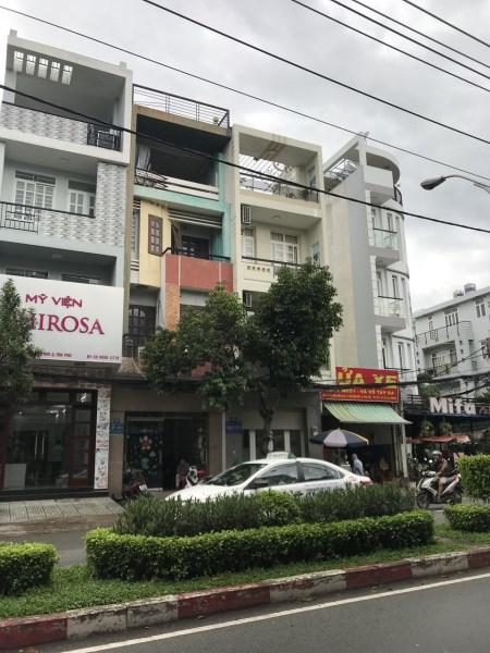 Bán Nhà MTKD Nguyễn Cửu Đàm,Tân Sơn Nhì,Tân Phú, dt 4x18, giá 12 tỷ