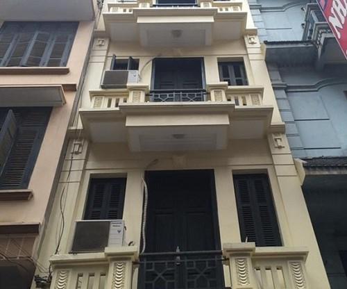 Cho thuê nhà riêng tại Hoàng Như Tiếp, Long Biên, 200m2, mặt tiền 20m, 5 tầng. LH: 0342932299