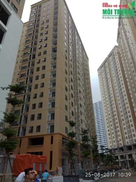 Cần cho thuê căn hộ chung cư ở 87 linh nam hozizon 2 ngủ giá 8 tr/th LH 0919271728