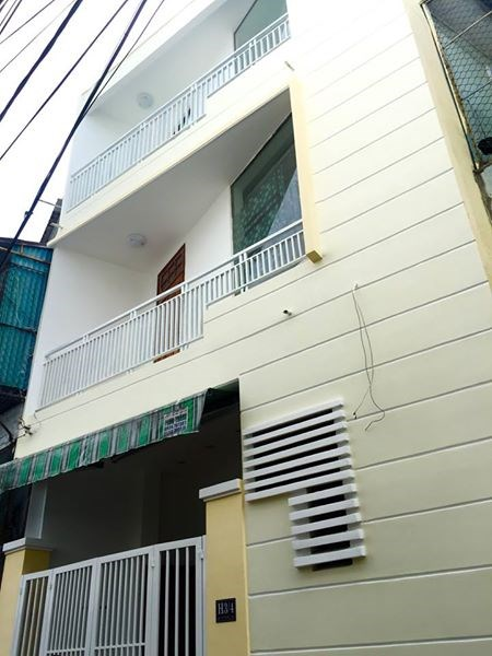 Bán Nhà 3 Tầng 3 Mê Kiệt Ô tô Nguyễn Hữu Thọ.