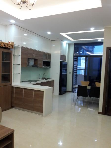 Bán chung cư Tràng An Complex, 74m2, CT1A, bán giá 3 tỷ 2. Lh-0946 366 127
