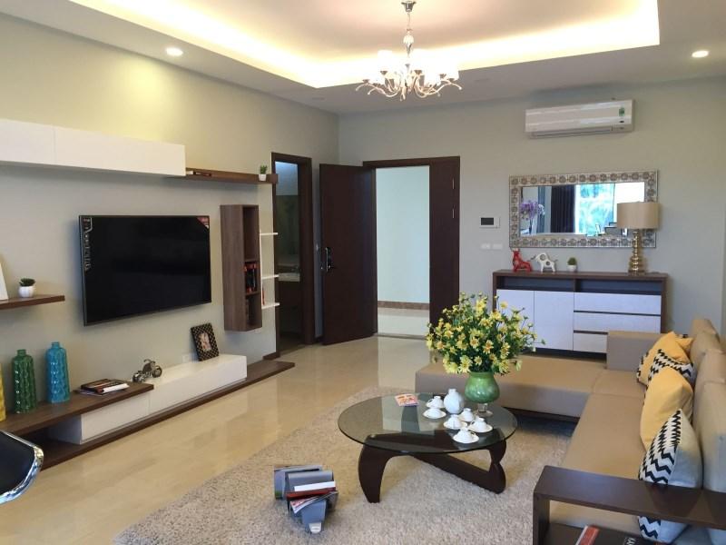 Chính chủ bán căn hộ Tràng An complex CT2, đã có sổ hồng BC Nam 145m2, 4 phòng