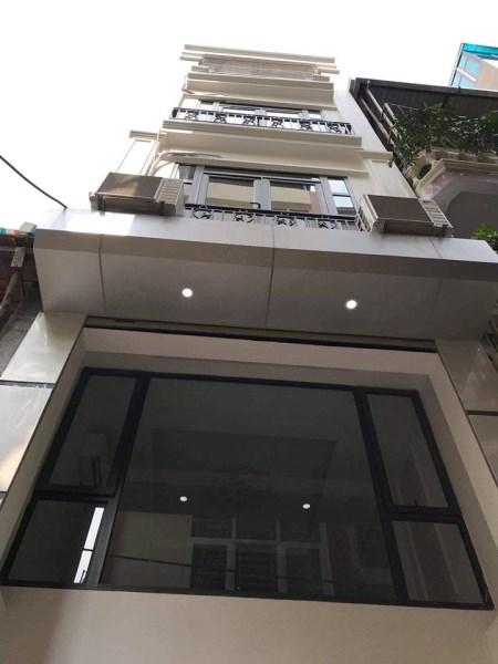 Nhà Khương trung – Thanh xuân Dt40 mx5t, mt 3,8m. ngõ 3 m.giá 3.8 ty.kinh doanh.oto sát nhà