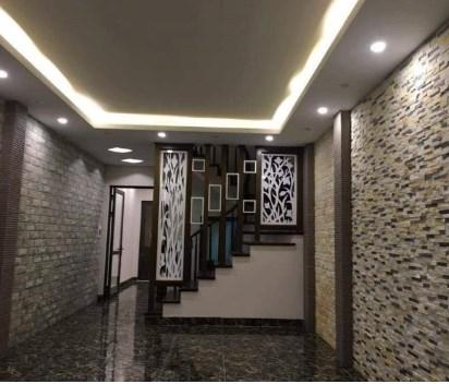 Nhà đẹp phố Nguyễn An Ninh 75m2 , 5 tầng, ngõ thông 3m,  5.1 tỷ.