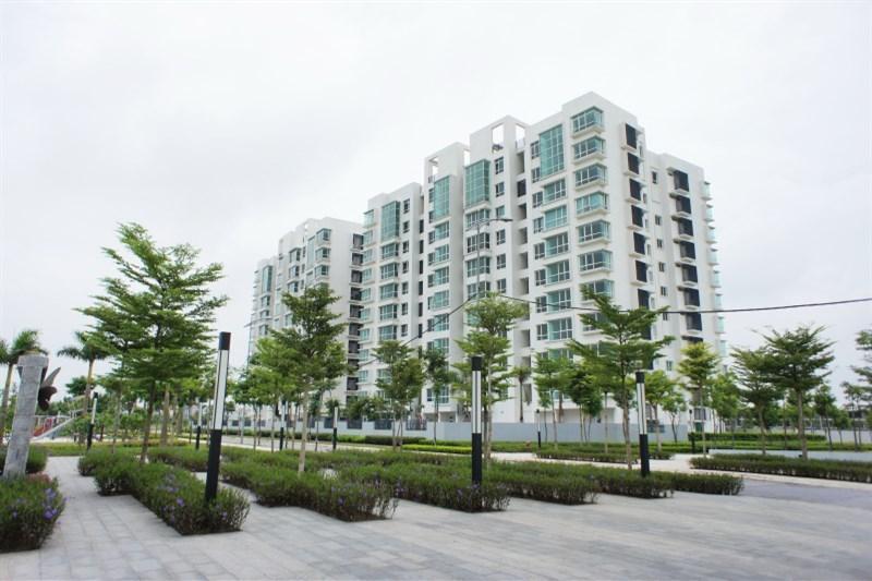 Bán căn hộ Canal Park- hà nội Garden City. S: 128m2 ( full đồ)
